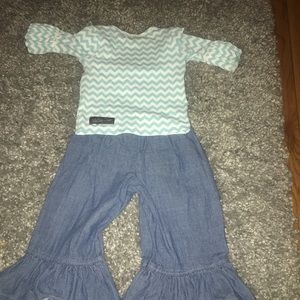 Matilda Jane Bottoms - Matilda Jane jeans and top